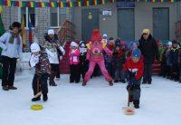 О керлинге и бобслее теперь знают даже в детском саду.Фото детсада № 116