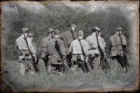 Большинство журналистов «Красной Чувашии» ушли на фронт в первые месяцы войны.