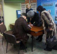 После встречи жители оставили свои пожелания по улучшению благоустройства.Фото cap.ru