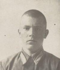Фотография сержанта Прусакова Павла Федоровича (из фондов Центрального архива ВМФ).