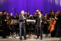 Автор «Сказания о суварах» Анатолий Никитин – с благодарностью оркестру и Ольге Нестеровой.