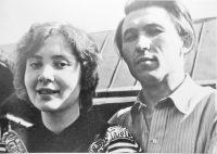 Космическую тему супруги Ивановы освещали вместе.