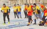Всего в соревнованиях приняли участие шесть студенческих команд.Фото ФР ЧР