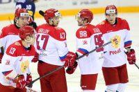 Игроки сборной страны доверяют своему лидеру Дмитрию Кириллову.Фото с сайта ВХР