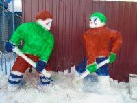 В Полевосундырском сельском поселении – две хоккейные площадки с освещением, на которых тренируются две взрослые и три детские хоккейные команды. Все они достойно защищают честь сборной района в республиканских соревнованиях по хоккею.Фото cap.ru