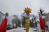Кульминационным моментом праздника станет сжигание чучела, символизирующее победу весны над зимой.Фото cap.ru