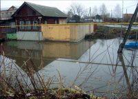 В зоне возможного затопления могут оказаться 55 населенных пунктов республики.Фото forum.na-svyazi.ru