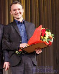 Гран-при «Узорчатого занавеса» был вручен Данилу Салимбаеву.Фото Максима ВАСИЛЬЕВА