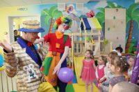 Этот развлекательный центр для детей открыт по просьбе мам, пап и бабушек.