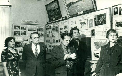 Фото из личного архива Аристарха ДМИТРИЕВА