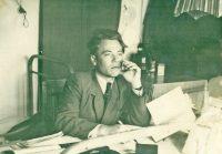 Как и многие сотрудники редакции в те годы, Петр Кольцов за плечами имел фронтовое прошлое.Фото из архива Петра Кольцова