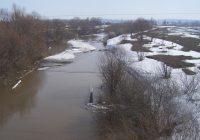 Сильный паводок в этом году ожидают во многих регионах ПФО, а также в Алтайском крае, Новосибирской, Тюменской, Астраханской и других областях страны.Фото МЧС по Чувашии