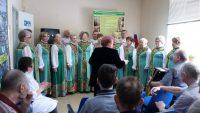 В составе хора ветеранов «Русская душа» – около 40 человек в возрасте от 47 до 80 лет.Фото cap.ru