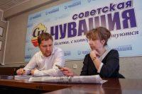 Вячеслав Иванов на каждый вопрос старался дать исчерпывающий ответ.Фото Максима ВАСИЛЬЕВА
