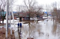 Последние подтопления населенных пунктов Чувашии случались в 2013 году. Фото ГУ МЧС по Чувашии