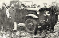 Первую автомашину «Красная Чувашия» приобрела в ноябре 1933 года.Фото из архива редакции