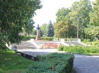 Сквер имени Константина Иванова облагородят, при этом сохранится свойственный первой половине прошлого века стиль обустройства парков.Фото На-связи.ru