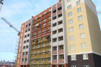 Строительство дома по проезду Соляное началось во 2м квартале прошлого года. А новоселье чебоксарцы справили в марте этого.Фото cap.ru