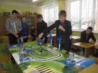 Участники фестиваля представили мини-проект целого города будущего. Фото cap.ru