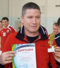 Владимир Мочалов отразил два пенальти и был признан лучшим вратарем турнира.Фото автора