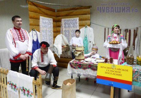 В фестивале-конкурсе участвовали целые семьи, как, например, семья Михеевых из села Красные Четаи.Фото автора