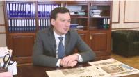 В съемках фильма про газету принял участие и премьер-министр Чувашии Иван Моторин.