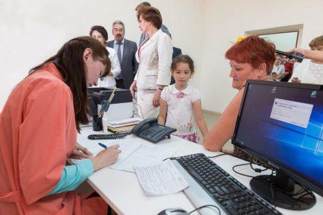 Попасть на прием к врачу без проблем и очередей хотел бы, пожалуй, каждый пациент.Фото cap.ru