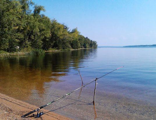 летняя рыбалка по чувашии