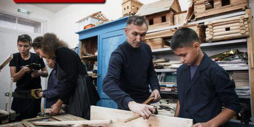 В Цивильском районе школьники на уроках «строят» дома