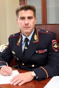 генерал Сергей  Семенов, министр внутренних дел по Чувашии