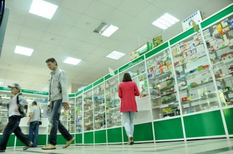 В России запретили продажу препаратов, содержащих кодеин. Фото О. Мальцева.