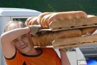 хлеб батон