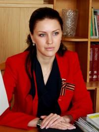 Депутат Алена Аршинова
