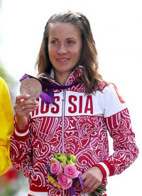 Бронзовый призер Олимпиады-2012 Татьяна Петрова-Архипова. Фото livesport.ru