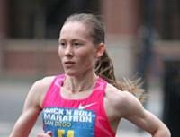 марафонка Альбина Майорова