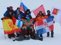 """Экспедиция """"На лыжах - к Северному полюсу!"""""""