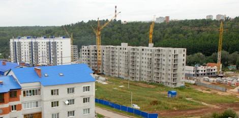 """Строительство """"Финской долины"""", 2012 г."""