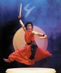 Ансамбль японских барабанщиков «Мацури-Нэ» выступит на Красной площади 21 августа