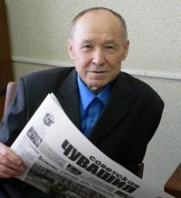 Аркадий Айдак. Фото Л. Васильева.