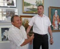 Владимир Дугин и Сергей Разуткин