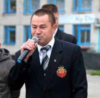 Бронзовый призер XXVII Олимпийских игр в спортивной ходьбе на 20 км Владимир Андреев