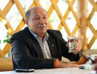 цыганский барон Михаил Бауров