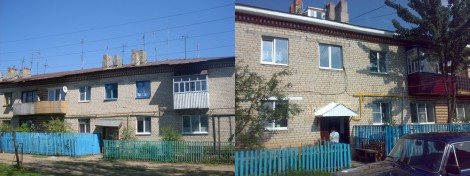 Капремонт дома в Урмарах