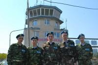 Пять старшеклассников Ядринского района побывали в Сызранском высшем военном авиационном училище
