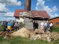 Восстановление водонапорной башни в деревнях Избеби и Старые Щелканы Урмарского района
