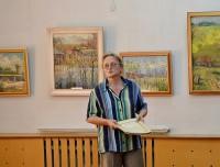 Главный хранитель Алатырского краеведческого музея Елена РАЗДЬЯКОНОВА