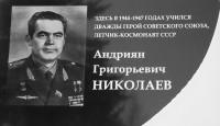 Лесотехнический техникум. Здесь учился Андриян Николаев