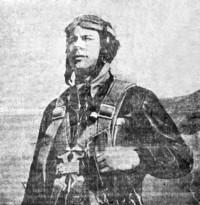 Военный летчик 1 класса, заслуженный летчик-испытатель СССР Иван Алексеевич Захаров