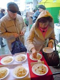 Фестиваль капусты в Козловке