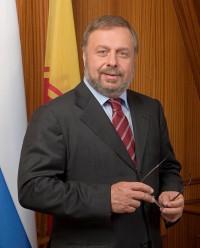 Сенатор Леонид Леонидович Лебедев